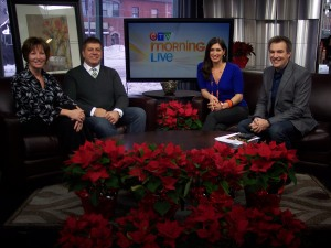CTV Morning Live in Ottawa